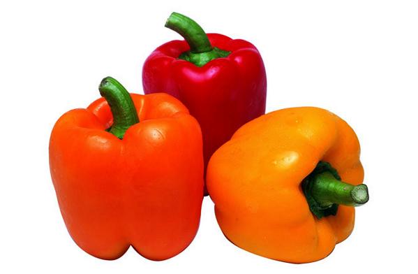 果蔬百科彩椒的营养价值与功效