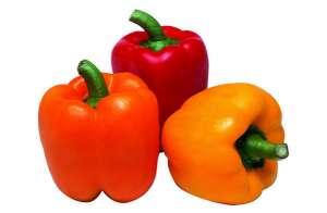 彩椒的营养价值与功效 吃彩椒的好处